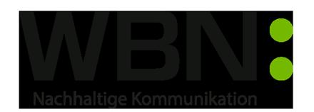 WBN: Nachhaltige Kommunikation Mobile Retina Logo